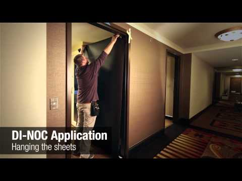 3M™ DI-NOC™ Architectural Finishes-Hilton Minneapolis