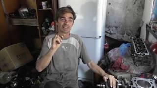 Ремонт Двигателя ВАЗ 2111 2 Часть