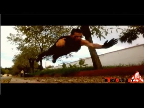 Street Workout Training Give Colours To Life Hicham Mallouli  (Nervous-Boy ) - HD