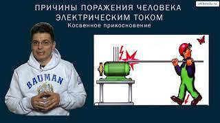 Курс БЖД. Электробезопасность. Часть 1.