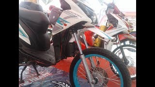 Download Video Modifikasi Matic Touring Style Honda Beat Fi MP3 3GP MP4