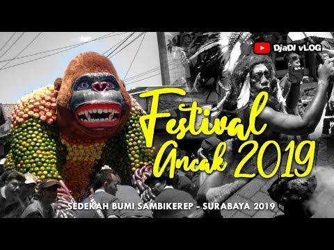 SEDEKAH BUMI SAMBIKEREP 2019 - FESTIVAL ANCAK