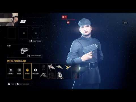 DSP Tries It: Star Wars Battlefront 2 Beta Salt