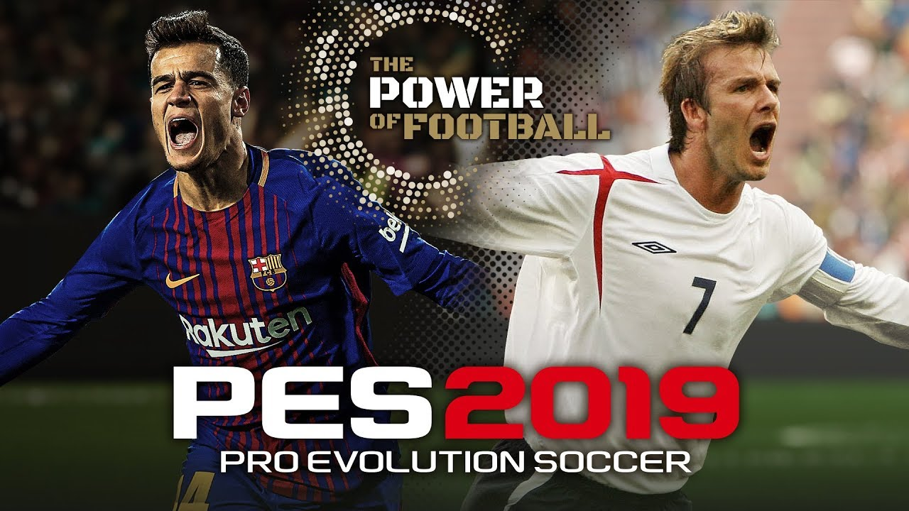 Pes 2019 Announcement Trailer Youtube