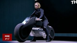 Click: A self-balancing bike that can revolutionise riding