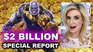 Avengers Infinity War Crosses $2 BILLION Today!