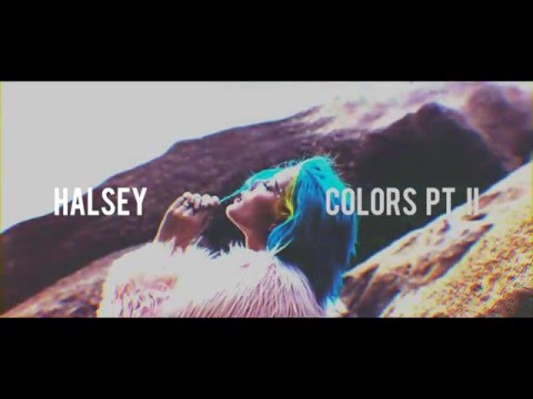 Halsey - Colors pt. II -Long Version-