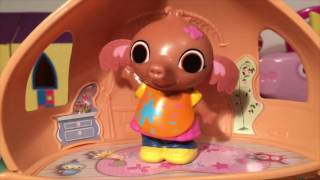 Bing Bunny Toilet Train and Unboxing Sula's House