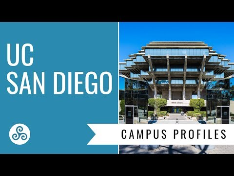 University of California San Diego  - overview by American College Strategies after a campus tour