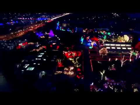 Toledo Zoo Lights Before Christmas Youtube