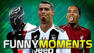 Home of Football ➠ Comedy Football & Funniest Moments Here's our second video for the funny moments, after our first reach over 5M views. Thank you so ...