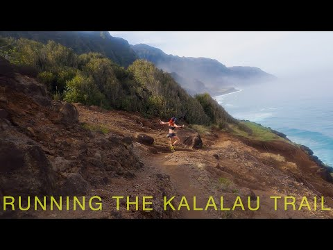 WATCH: Running the 22-Mile Kalalau Trail