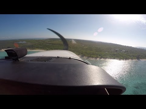 Get your FAA PPL in Bahamas HD w/ATC Audio Flight Training