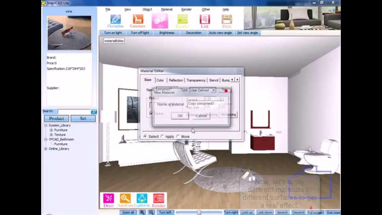 Maak een badkamer visualisatie in 10 minuten youtube - Maak een badkamer in m ...