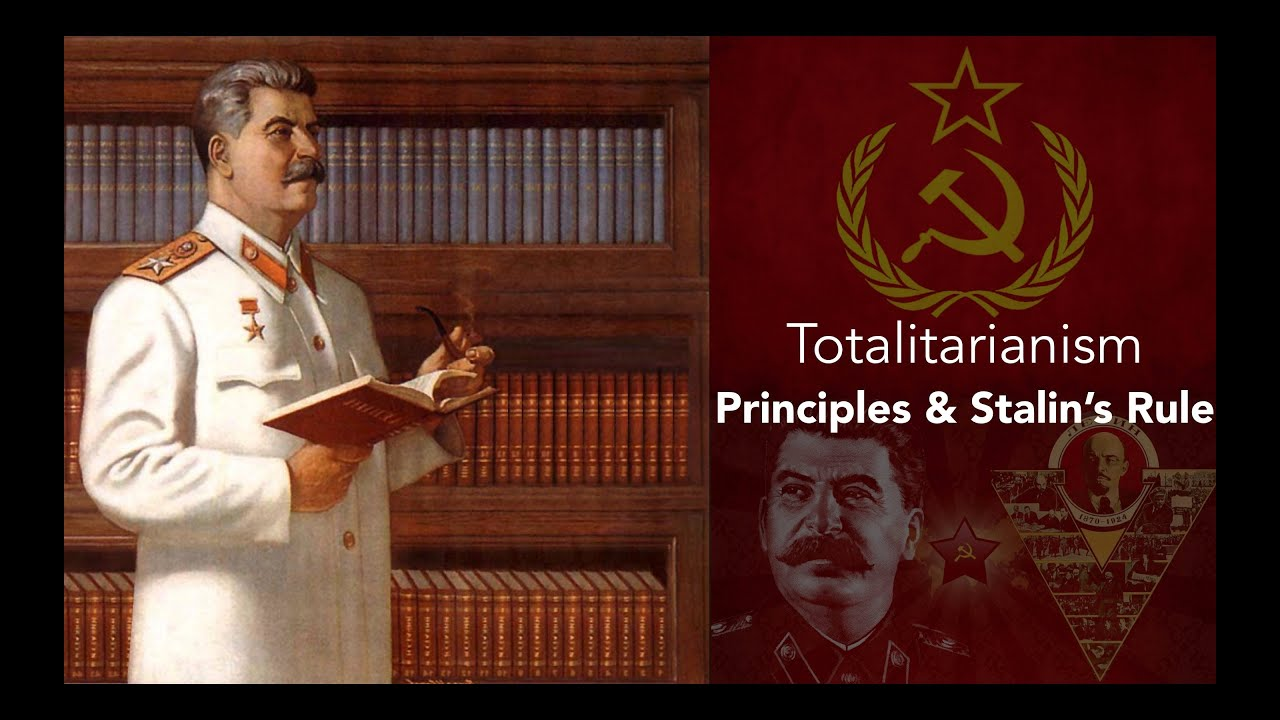 totalitarianism in 1984 and joseph stalin And one must turn to such totalitarian novels as george orwell's 1984 1924 and 1953 under joseph stalin hitler and stalin were totalitarian.