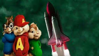 Bad bunny - Estamos Arriba Ft. Myke Towers ( Alvin & Las Ardillas) ( Cover)