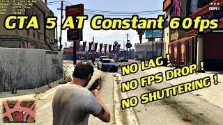 GTA 5 (PC) Fix - Sudden FPS Drops - Lag Issues - Permanent CPU FIX! (TECH CRAZE)