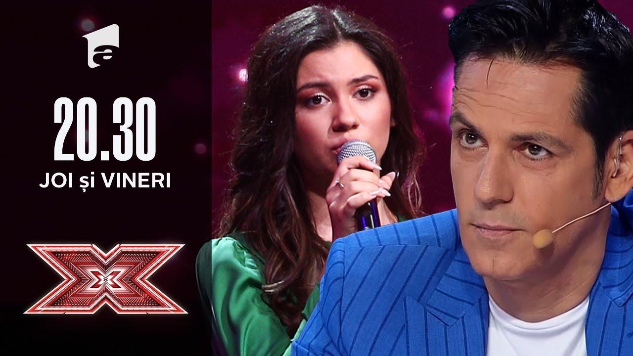 """Andrada Barangă, super performanță la X Factor! Vezi cum cântă piesa """"Run To You"""""""