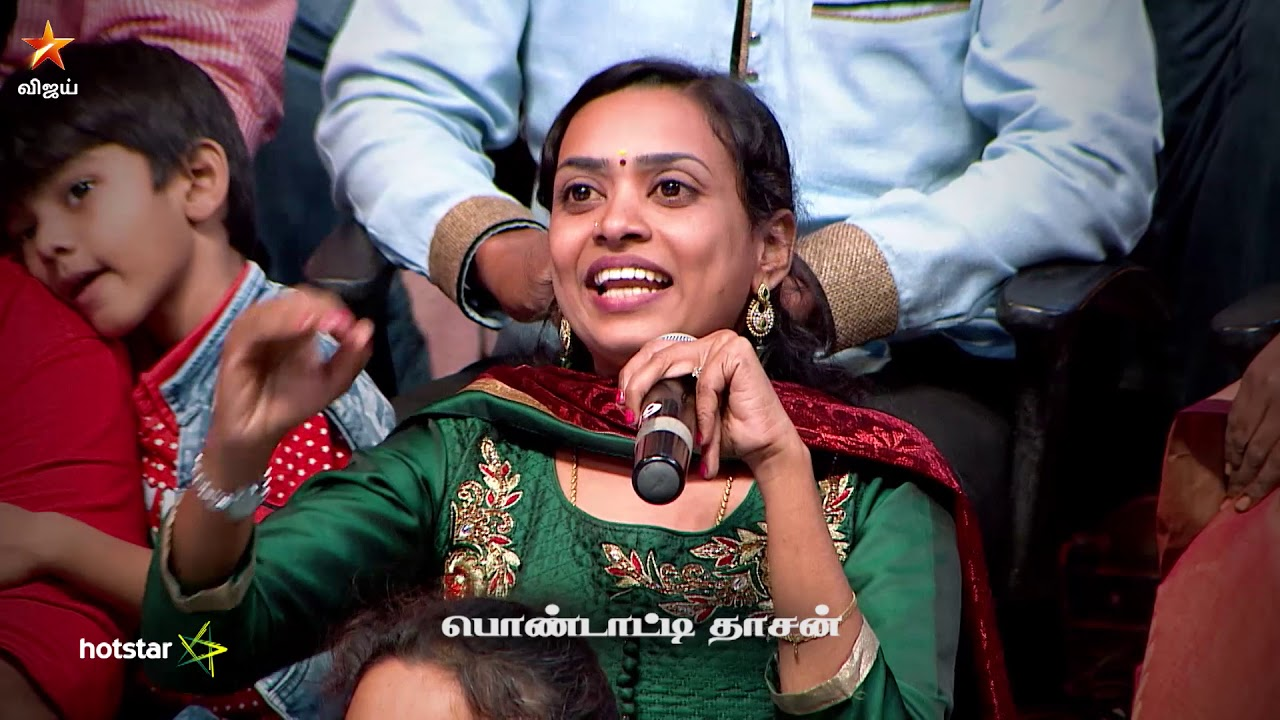 Neeya Naana   9th December 2018 - Promo 1