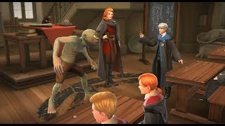 [Harry Potter Hogwarts Mystery] GHOULS LESSON
