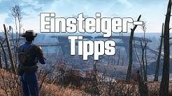 Fallout 4 - Einsteiger-Tipps: Tricks für Endzeit-Neulinge (Gameplay Guide)