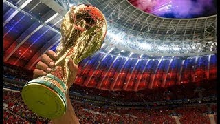 FIFA World Cup 2018 ● Dont STOP till the final whistle