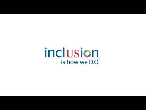 #InclusionIsHowWeDO