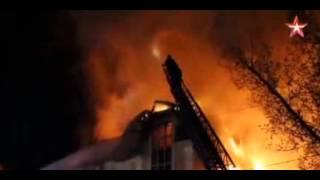 Анжелика» в огне: появились кадры мощнейшего пожара в кафе Ростова-на-Дону