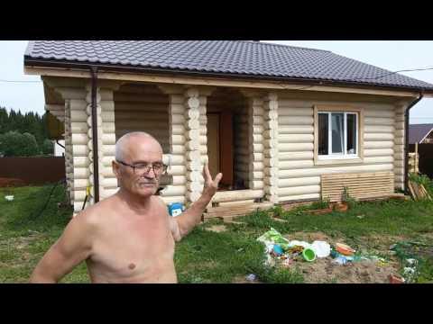 Rusdomru Рубленные дома и бани из