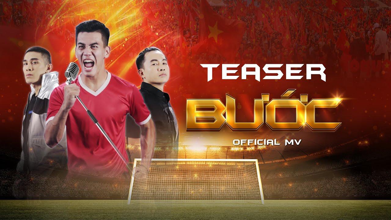 """Official Teaser MV """"Bước"""" - Nguyễn Tiến Linh - muốitv"""