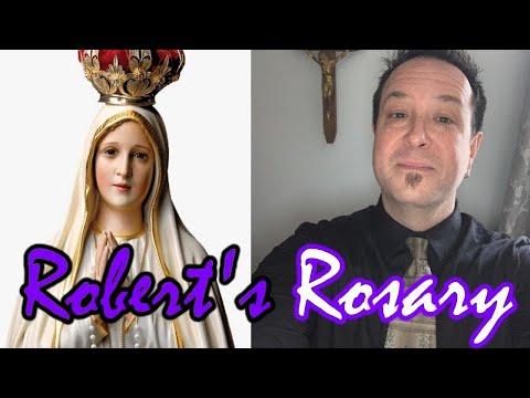 Robert's Rosary | Fri, Apr. 9th, 2021
