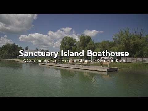 Help Give Sanctuary Island a Boathouse | MEDC