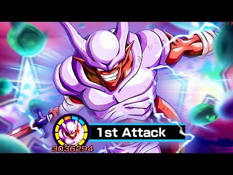HES AN ABSOLUTE OFFENSIVE & DEFENSIVE BEAST! 100% Rainbow EZA Janemba | Dragon Ball Z Dokkan Battle