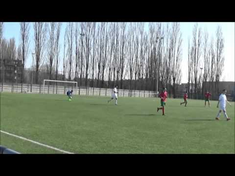 Brussels City 1 Vs 7 FC Forest (U21 15/16)