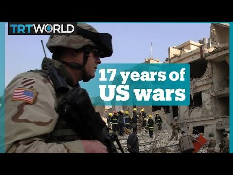 The costs of US wars after 9/11 attacks