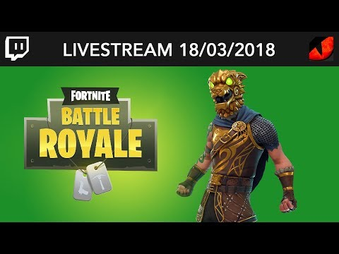 Battle Hound Outfit / Duo's met Subs! ~ Livestream 18/03/2018