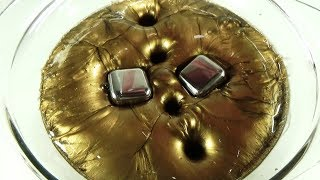 Rich Gold slime Tutorial - SUPER Satisfying Gold slime