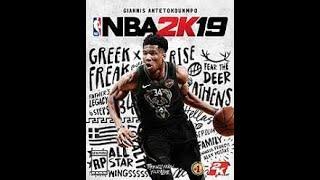 LA Lakers VS Golden State Warriors NBA2K19