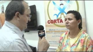 Palhano Inauguração do PSF Edison Vieira Lima Entrevistas