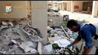 Gdf sequestra discarica abusiva: tra tonnellate di rifiuti anche vecchie cartelle sanitarie