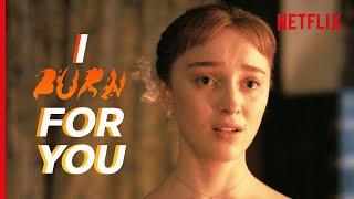 "Bridgerton - The ""I Burn For You"" Speech"