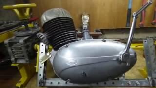 Кантователь для двигателя мотоциклов.Обзор.