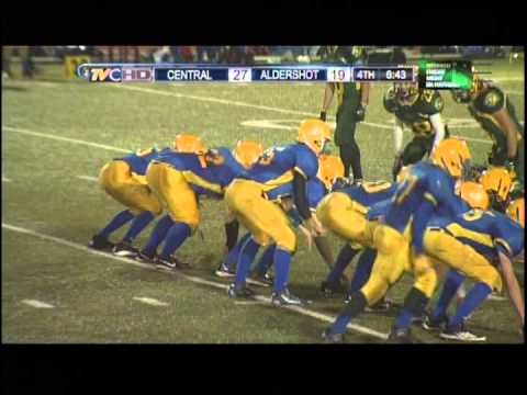 Aldershot Lions vs Central Trojans 2013 pt. 4 of 5