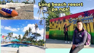 Vlog6:No entrance fee ba kamo?? Tara na sa long beach resort!!!