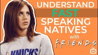 Understand Fast English Speech with TV Series | Friends: Rachel's Sexy Dream