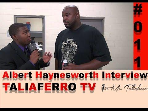EP11: Former NFL DT Albert Haynesworth Interview, Talks Tennessee Redskins & Business W/ Taliaferro