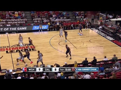 Highlights: Dwight Powell (18 points) at NBA Summer League, 7/14/2015