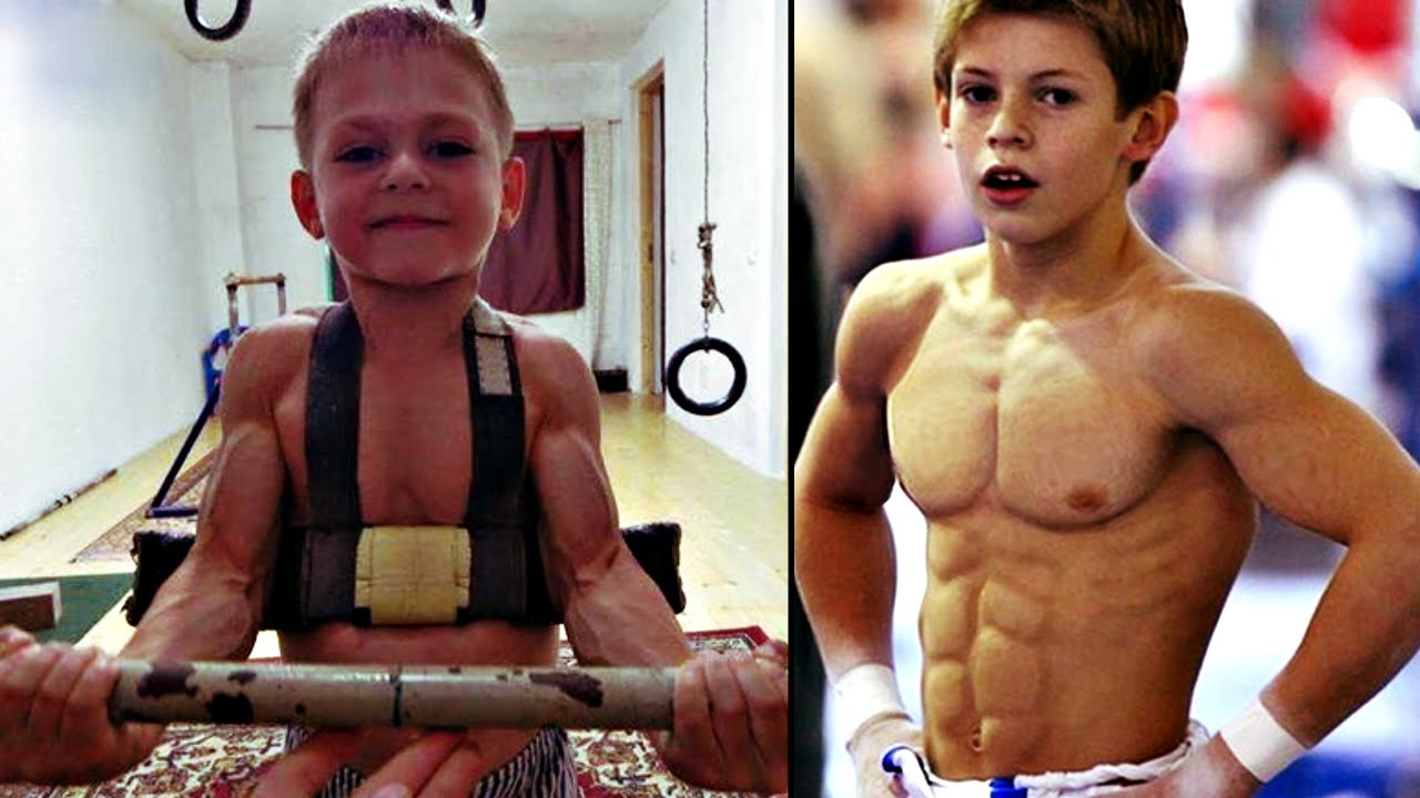 The Strongest Kids In The World - YouTube
