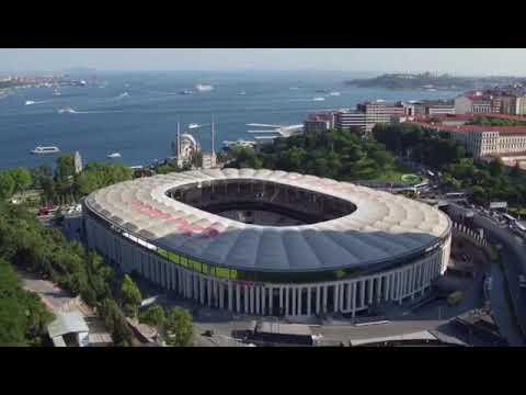 Beşiktaş. Vodafone park