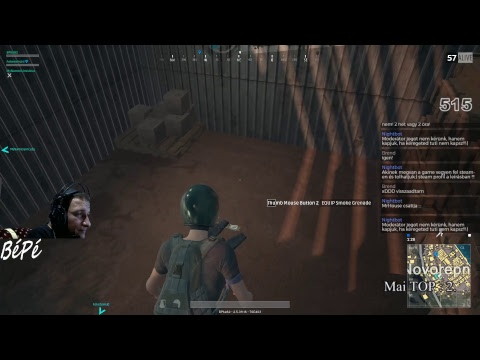 #csakatop100 PUBG :) | (ʘ‿ʘ) #108 | PLAYERUNKNOWN'S BATTLEGROUNDS |
